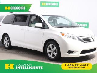 Used 2017 Toyota Sienna LE A/C GR ELECT MAGS for sale in St-Léonard, QC