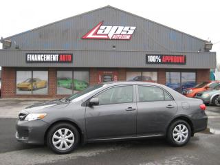 Used 2012 Toyota Corolla Berline 4 portes, boîte manuelle, CE for sale in Ste-Catherine, QC