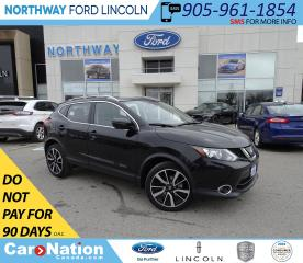 Used 2019 Nissan Qashqai SL | AWD | NAV | PWR HTD LEATHER | SUNROOF | for sale in Brantford, ON