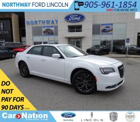 Used 2018 Chrysler 300 S | AWD | NAV | HTD LEATHER | PANOROOF | for sale in Brantford, ON