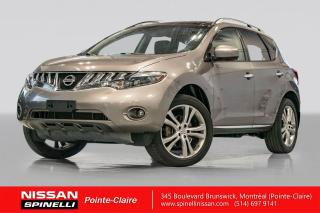 Used 2010 Nissan Murano Le Platinum Camera for sale in Montréal, QC