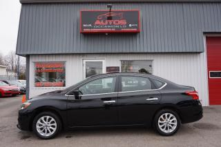 Used 2016 Nissan Sentra Sv T.ouvrant Mags for sale in Lévis, QC