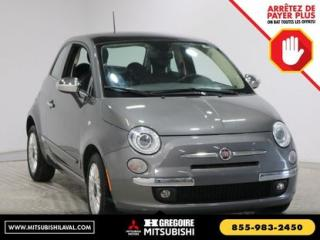 Used 2012 Fiat 500 Lounge for sale in Laval, QC