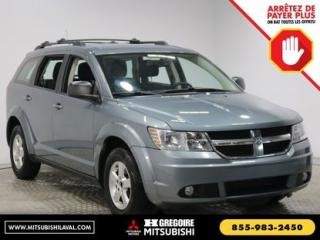 Used 2010 Dodge Journey SE,BLUETOOTH,A/C for sale in Laval, QC