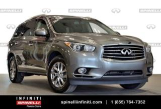 Used 2015 Infiniti QX60 Awd Cuir # Toit for sale in Montréal, QC