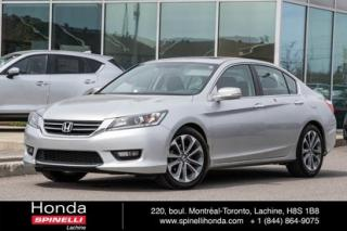 Used 2015 Honda Accord Sport Toit Mags for sale in Lachine, QC