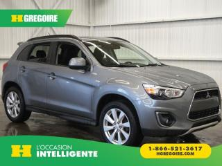 Used 2015 Mitsubishi RVR Se Awd A/c for sale in St-Léonard, QC