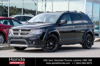 Used 2015 Dodge Journey R/t Cuir 7pass Awd for sale in Lachine, QC