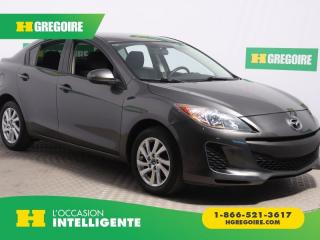 Used 2013 Mazda MAZDA3 GS-SKY A/C GR for sale in St-Léonard, QC
