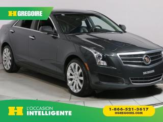 Used 2014 Cadillac ATS LUXURY AWD V6 CUIR for sale in St-Léonard, QC