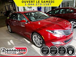 Used 2013 Lincoln MKZ TRACTION INTÉGRALE***GPS***CUIR***SUPER for sale in Donnacona, QC