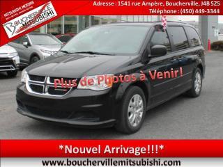 Used 2016 Dodge Grand Caravan A/c, Comm. Audio Au for sale in Boucherville, QC