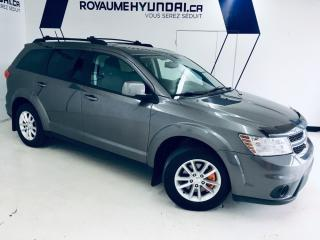 Used 2013 Dodge Journey Sxt 7 Passagers 3 for sale in Chicoutimi, QC
