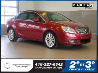 Used 2015 Buick Verano Cx / Roue 18 for sale in St-Georges, QC
