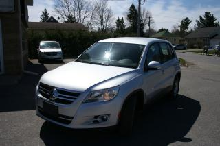 Used 2010 Volkswagen Tiguan 4dr Auto 4Motion for sale in Nepean, ON