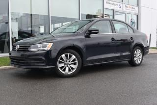 Used 2015 Volkswagen Jetta Trendline for sale in St-Jérôme, QC