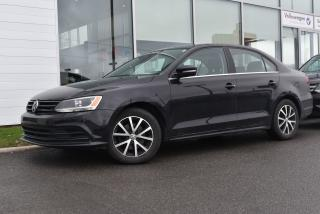Used 2016 Volkswagen Jetta comfortline for sale in St-Jérôme, QC