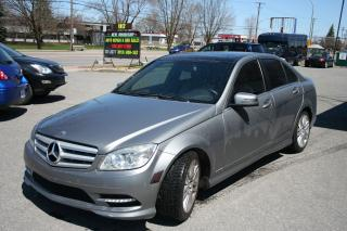 Used 2011 Mercedes-Benz C-Class c 250 4matic for sale in Nepean, ON