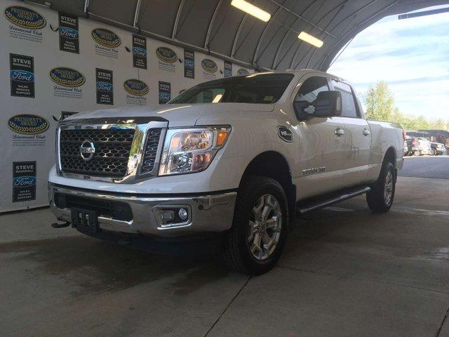 Nissan Campbell River >> Used 2018 Nissan Titan Xd Sv For Sale In Campbell River