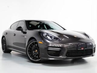Used 2014 Porsche Panamera GTS   SPORTS CHRONO I BOSE I 20 INCH WHEELS for sale in Vaughan, ON