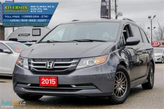 Used 2015 Honda Odyssey EX for sale in Guelph, ON