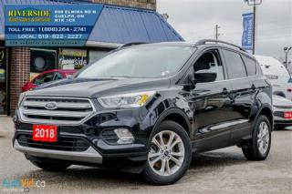 Used 2018 Ford Escape SEL for sale in Guelph, ON
