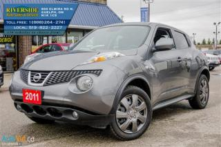 Used 2011 Nissan Juke SV for sale in Guelph, ON
