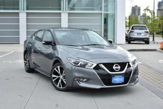 Used 2018 Nissan Maxima SL CVT for sale in Burnaby, BC