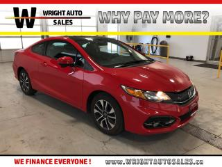 Used 2014 Honda Civic EX|SUNROOF|BACKUP CAMERA|123,019 KMS for sale in Cambridge, ON