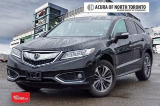 Used 2018 Acura RDX Elite at Dealer Serviced| No Accident for sale in Thornhill, ON