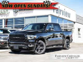 New 2019 RAM 1500 Big Horn for sale in Burlington, ON