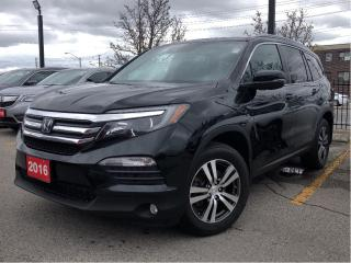 Used 2016 Honda Pilot EX-L Navi, excellent shape, Roadsport original for sale in Toronto, ON