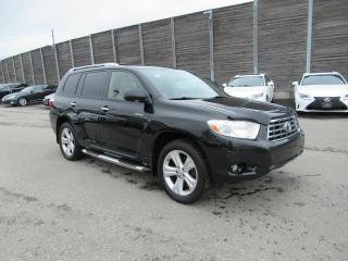 Used 2008 Toyota Highlander A Limited for sale in Toronto, ON