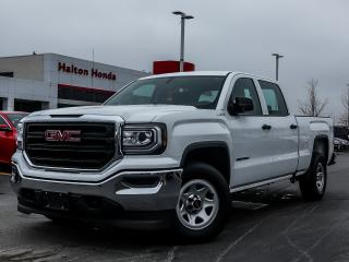 Used 2017 GMC Sierra 1500 Crew cab for sale in Burlington, ON