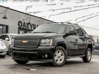 Used 2009 Chevrolet Avalanche 4WD CREW CAB for sale in Oakville, ON