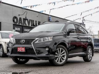 Used 2015 Lexus RX 350 AWD 4dr for sale in Oakville, ON