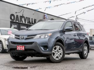 Used 2014 Toyota RAV4 AWD 4dr LE for sale in Oakville, ON