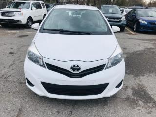 Used 2012 Toyota Yaris L 5-Door AT for sale in Brampton, ON