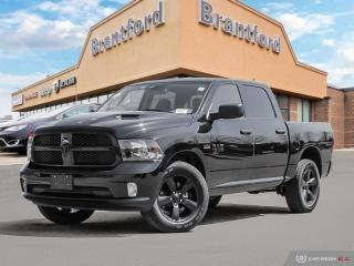 New 2019 RAM 1500 Classic Express  - $253.38 B/W for sale in Brantford, ON