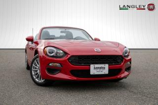 Used 2019 Fiat 124 Spider Classica for sale in Surrey, BC