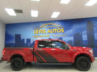 Used 2016 Ford F-150 Xlt 4x4 V-8 5.0 L for sale in Lévis, QC
