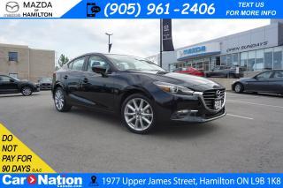 Used 2018 Mazda MAZDA3 GT | SUNROOF | REAR CAM | 6 SPEED for sale in Hamilton, ON