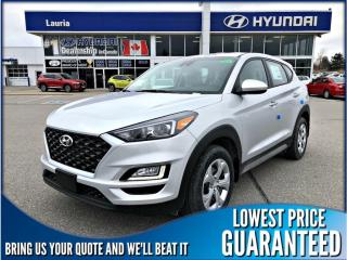 New 2019 Hyundai Tucson 2.0L FWD Essential w/Safety Pkg for sale in Port Hope, ON