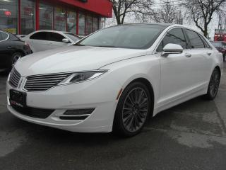 Used 2014 Lincoln MKZ AWD 3.7L Premium for sale in London, ON