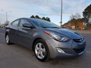 Used 2013 Hyundai Elantra GL-EXCELLENT CONDITION-SUNROOF-BLUETOOTH-ALLOYS for sale in Scarborough, ON