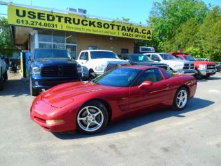 Used 1998 Chevrolet Corvette C5 for sale in Ottawa, ON