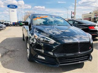 Used 2015 Ford Focus ST for sale in Lévis, QC