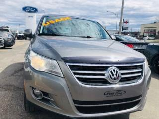 Used 2010 Volkswagen Tiguan COMFORTLINE for sale in Lévis, QC