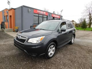 Used 2015 Subaru Forester i|BLUETOOTH|AWD|HEATED SEATS for sale in St. Thomas, ON