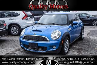 Used 2009 MINI Cooper S for sale in Etobicoke, ON